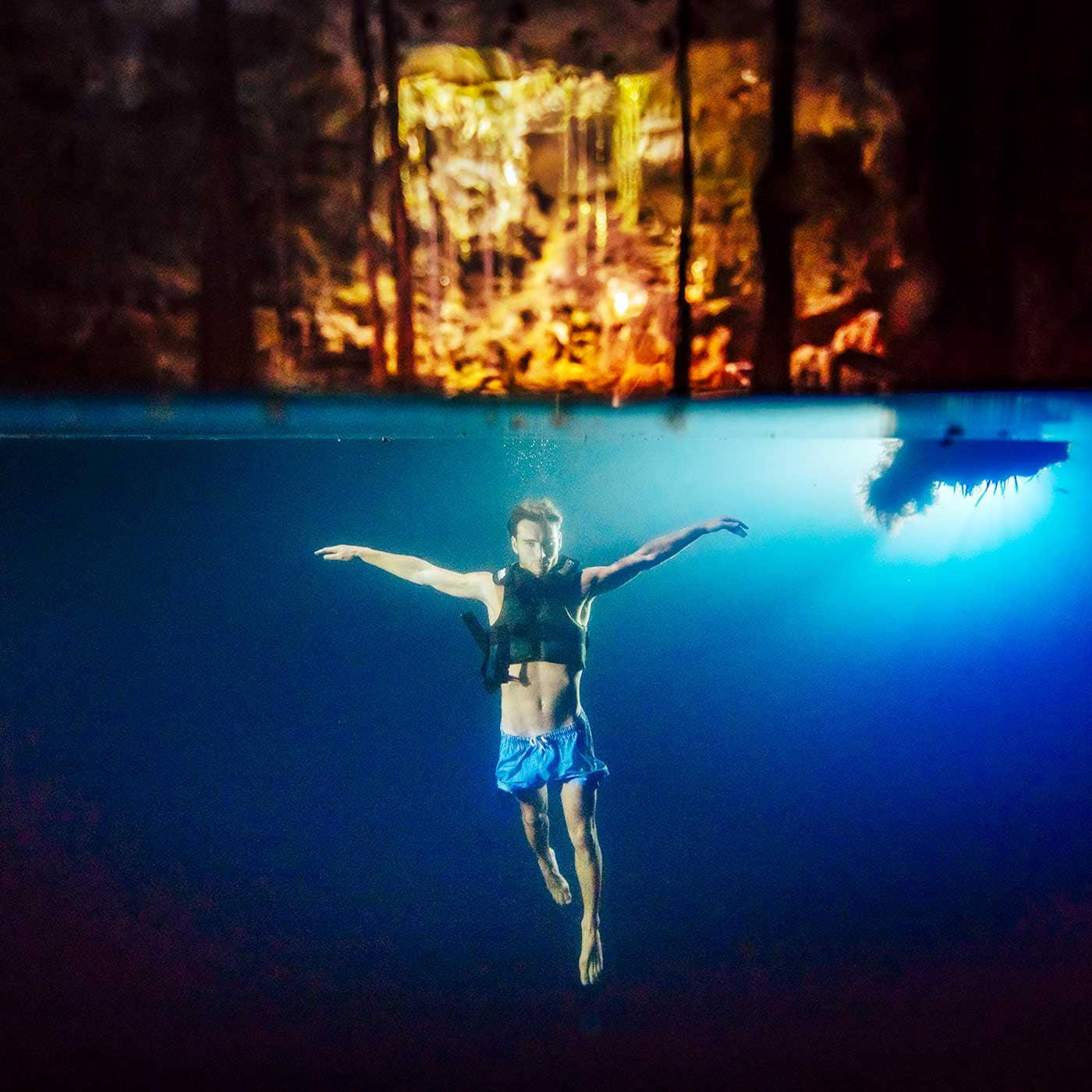 Cenotes of the Tour